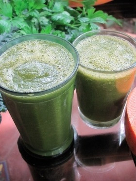 Green Smoothies - Natural Superfood