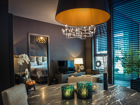 TLSCexperienceflat: luxurious bed&breakfast in Antwerp