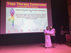Yoga Therapy Conference