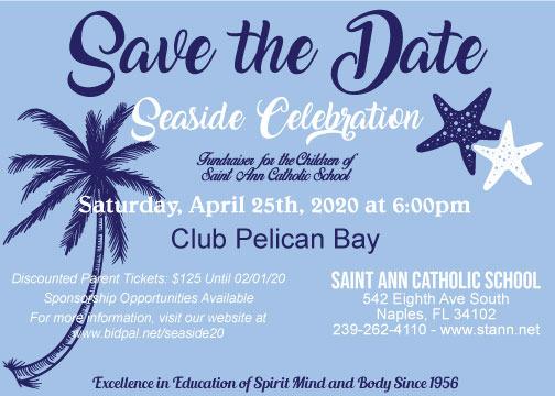 Seaside Celebration RE-SCHEDULED