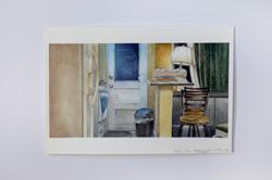 A Study of Moonlight (Barry Jenkins 2016); Chiron/Little's Foyer
