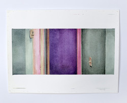 A Study of Moonlight (Barry Jenkins 2016); Paula's Hallway