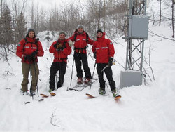 Avalanche Control: On Bear Pass