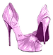 peep toe heels violet - isolated.png