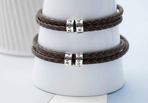Matching Story Bracelets