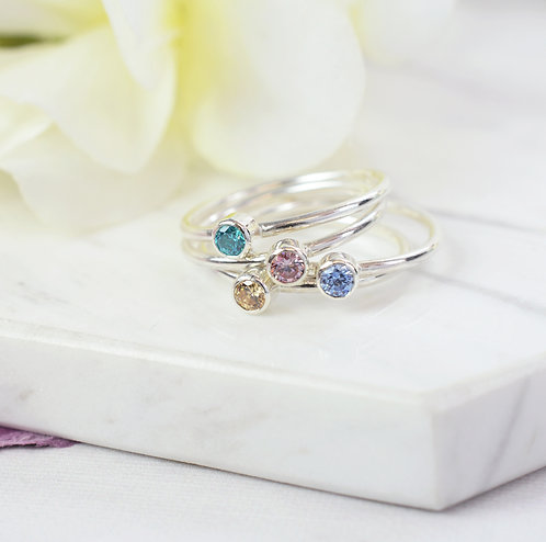 Limited Edition Stone Ring
