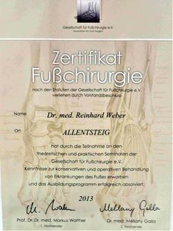 Dr.Weber_Fußchirurgie