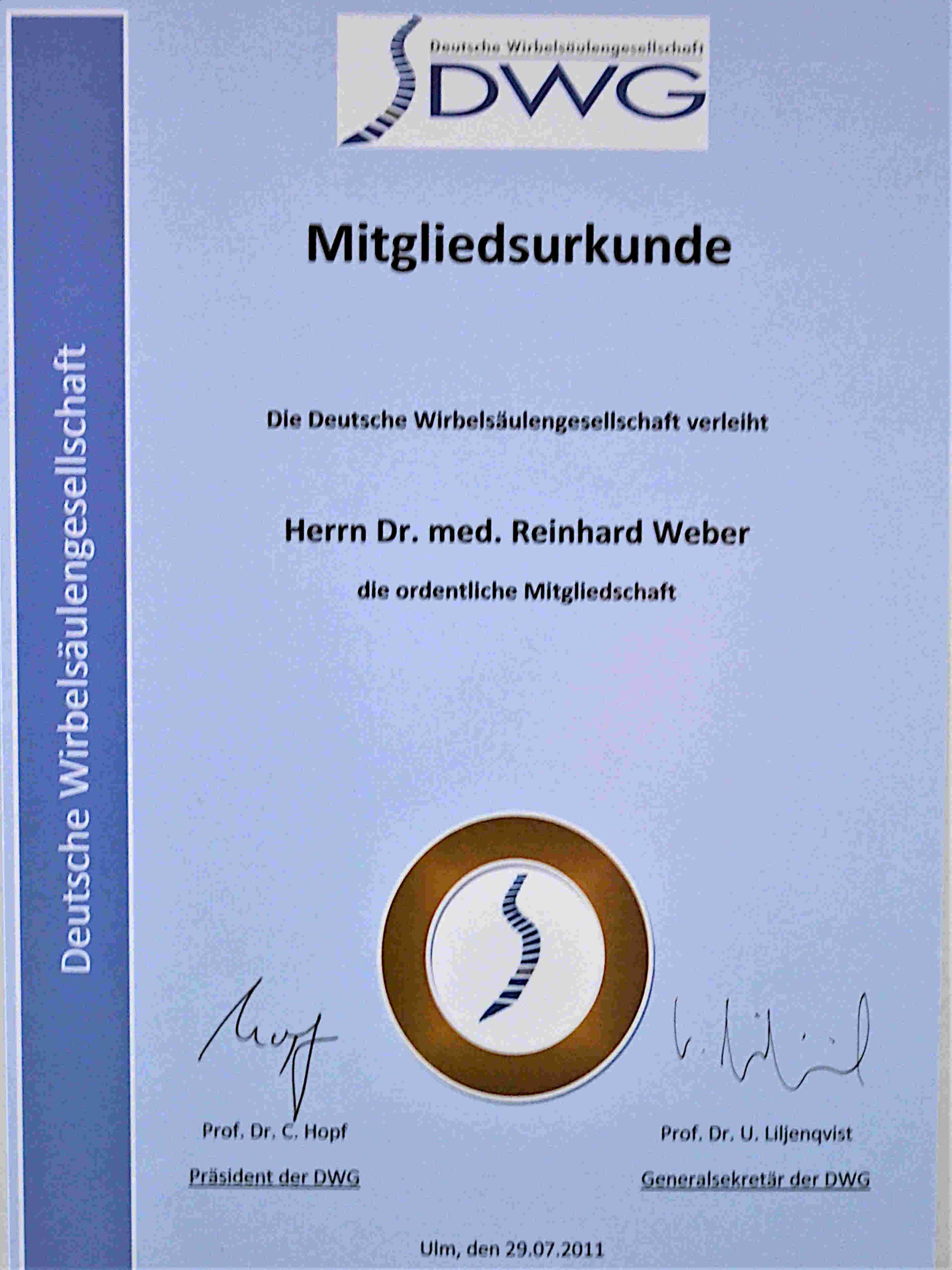 Dr.Weber_DWG-Mitglied