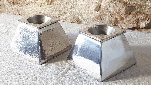 Cendrier en fonte d'aluminium
