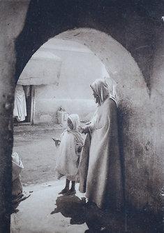 """""""Maroc d'hier"""" Aveugle mendiant - Photo n° 21"""
