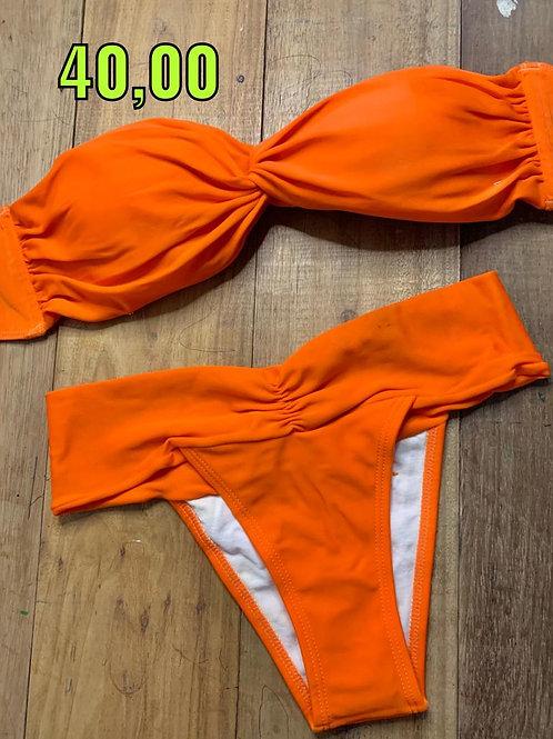 Biquini Pure Orange