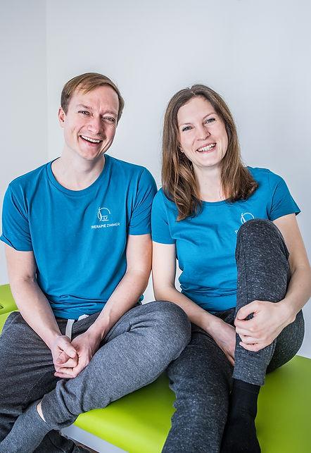Markus Zweimüller & Julia Feichter