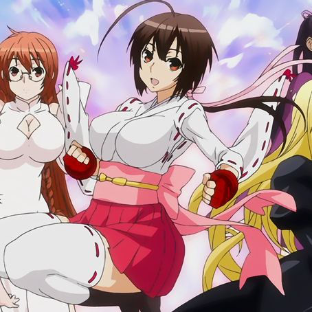 5 Really Great Harem Anime (Anime Recommendations)