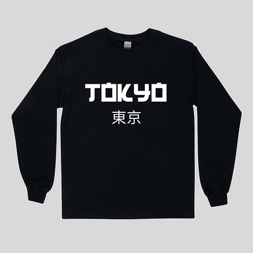 Tokyo Crewneck
