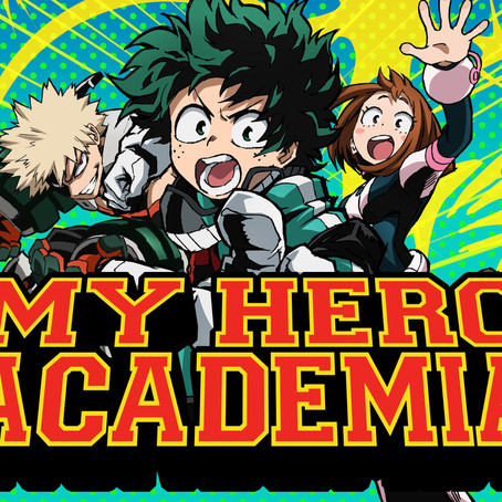 My Hero Academia Review (Anime Review)