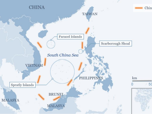 The South China Sea Dispute in Short