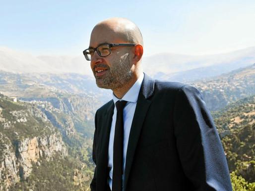 Interview de Gwendal Rouillard Regards d'un député français sur la situation libanaise
