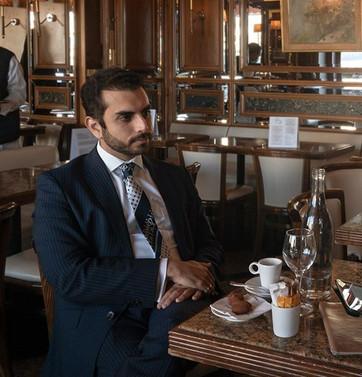 Rencontre avec Ali Maisam Nazary
