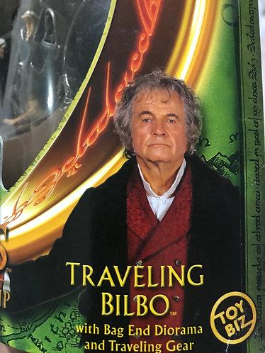 Traveling Bilbo (Diorama)