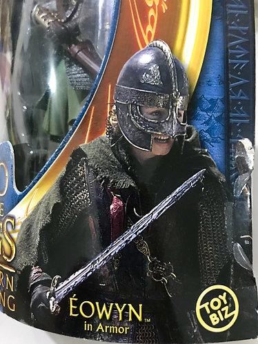 Éowyn in Armor