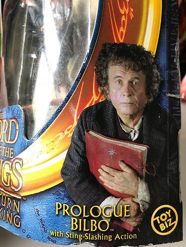 Bilbo Bolseiro Prólogo