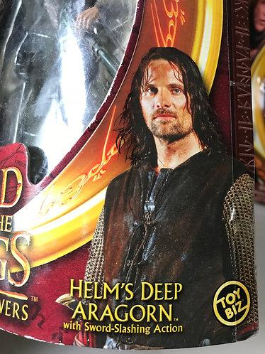 Aragorn Helms Deep