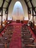 Intérieur de la chapelle de la Rencontre