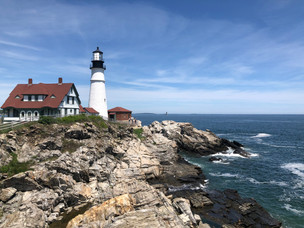 WANDER GUIDE: AN EXTENDED WEEKEND ON THE COAST, PORTLAND, ME