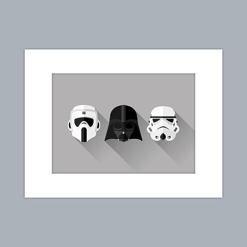 Vader & Troopers