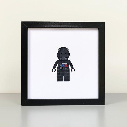 Lego Tie Fighter Pilot