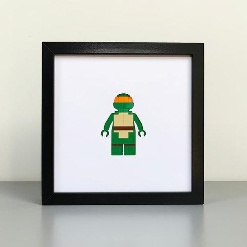 Lego Michelangelo (TMNT)
