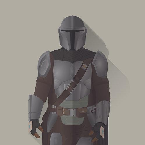 Mandalorian (Beskar Armour)