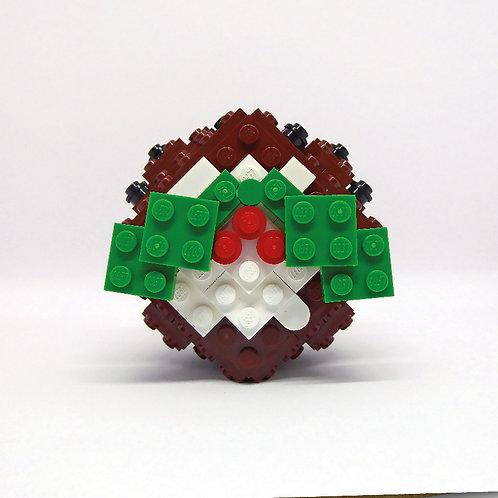 Lego Pudding