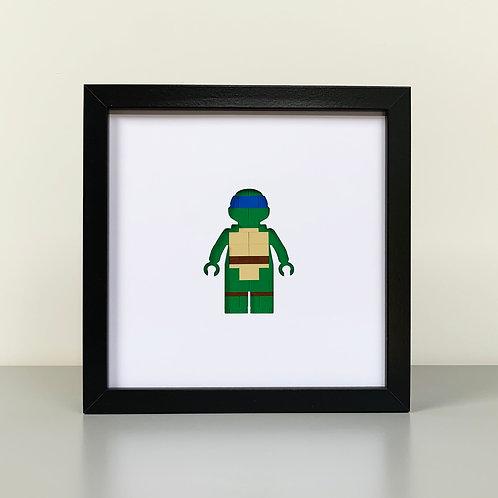 Lego Leonardo (TMNT)
