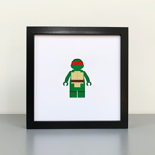 Lego Raphael (TMNT)