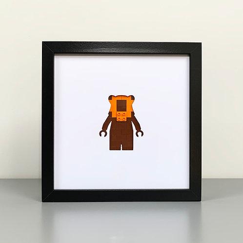 Lego Ewok (Wicket)