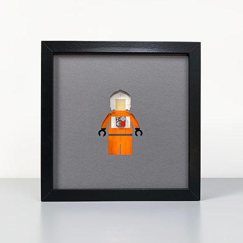 Lego X-Wing Pilot