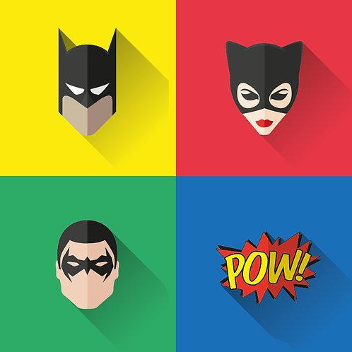 Batman Quarters