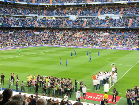 Want to be there for the Clasico 2020