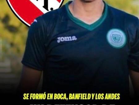 Gerardo Rojas on the job