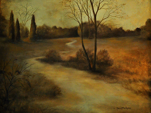 "Open Path      30""x 40"" Giclee"