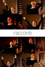 Racconti spettacolo Laura Mollica Giuseppe Greco officina dell'arte