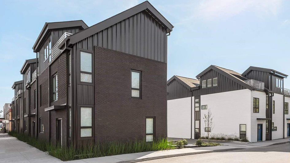 East x Main Townhomes