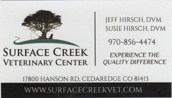 Surface Creek