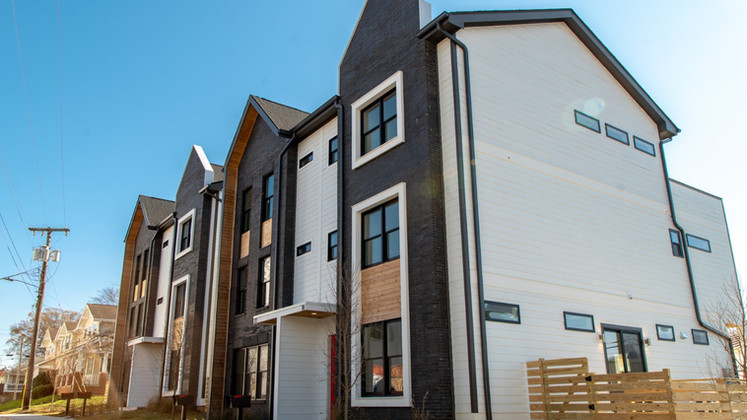 East 16th Townhomes