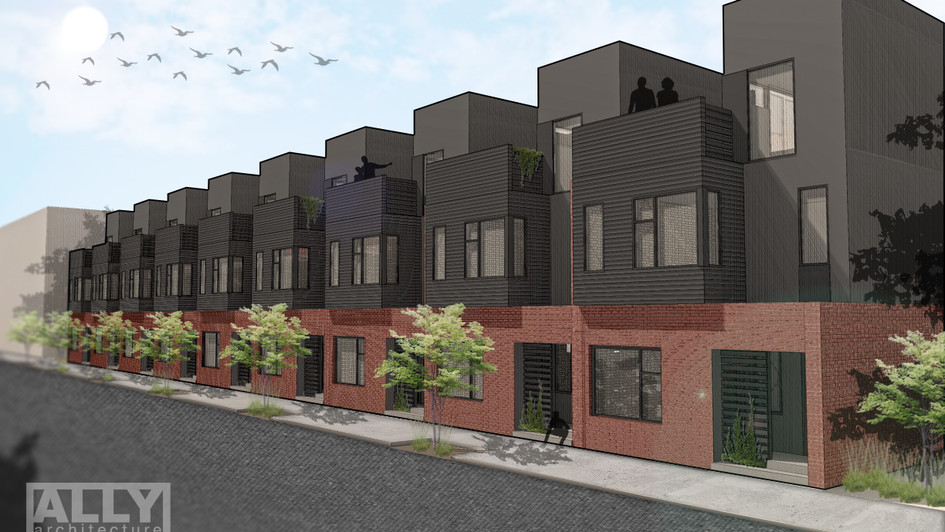 SOUTHSIDE NINE TOWNHOMES