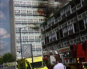 Care home fire safety 'horrifying' in London-BBC News, London - Article from July 2011