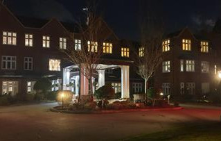 Sprinkler quickly extinguishes fire at Cheshire nursing home