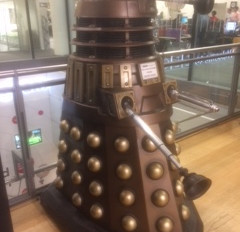 Don't be a Dalek - Poor Fire Safety in Care Homes - be prepared...or risk Prosecution!