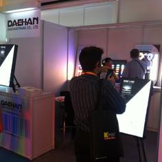 HK Lighting Fair, Oct 2012